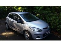 Mazda 2 TS 5dr 08 reg - Full History, Recently Changed Goodyear Tyres, 2 Previous Owners