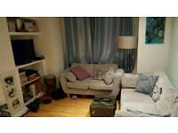 2 bed flat with garden to rent