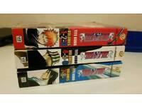 Bleach manga books