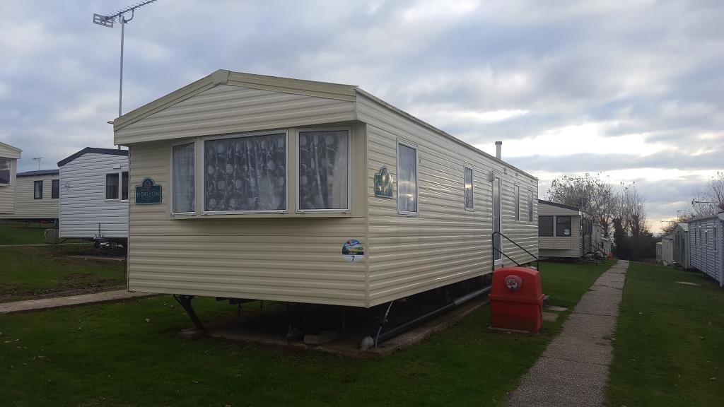 Static caravan Horizon 36 x 12 3 bed