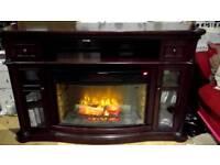 Chimneyfree media fireplace