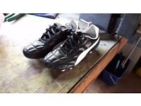 Size 1 boys football boots