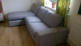 ikea corner sofa