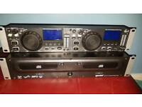 Gemini CDX-2410 DJ MP3 CD