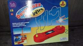 Don't buzz the wire toy