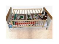 X2 Safetots Wooden Bed Guards - £25