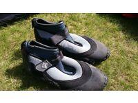 Palm Granit wet suit boots size 6 uk for sale