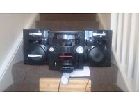 bush 5 cd audio system