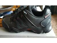 Adidas cross country waterproof shoes. Size 8.5uk