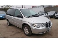 2008 | Chrysler Grand Voyager 2.8 CRD Executive XS 5dr | 1 Year MOT | Cambelt Changed
