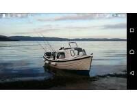 Fishing Boat (Arran 16)