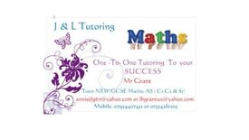 Maths Tutor GCSE