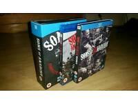 Sons of Anarchy Season 1-6 Blu Ray