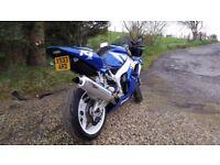 Yamaha R1 Xreg may p/ex or swap fun car mx5 mr2 etc