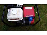 Honda Generator EG1200x