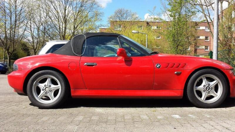 bmw z 3 1997 in wandsbek hamburg jenfeld bmw z3 z4. Black Bedroom Furniture Sets. Home Design Ideas