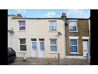 2 Bed Terrace, No Agency Fees, Sheerness, Currently being redecorated including new carpets.