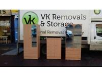 Selection of wooden wardrobes from £50-£69 a piece