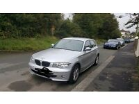 BMW 120i with new MOT, great condition