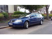 VW PASSAT ESTATE 1.9TDI SPORT