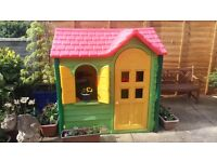 Little Tikes Country Cottage.