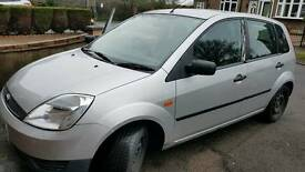 Ford Fiesta Low mileage 1.4