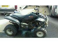 Quad bike 150cc automatic. Suit youth-adult, fast bike, good runner.