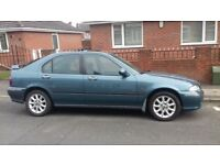 ROVER 45 IXS 16V OWNED BY ME FOR 7 YEARS