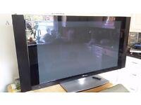 "50"" plasma tv swap for laptop"