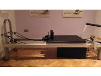 Align Pilates A1 Studio Reformer with Short/Long Box and Jumpboard