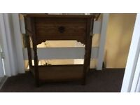 Solid Wood Hallway Table Good Quality Make