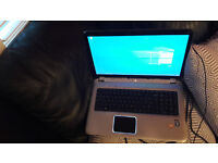 17 inch Hp dv7 beats audi laptop