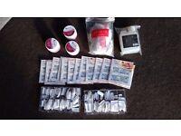 Nail products selection