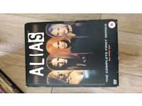 Alias seasons 1,2,4,5