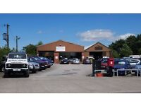 Vehicle Technician/Mechanic Vacancy at C H Render, Flaxton York. 40 hours + Competitive Salary