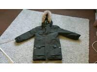 Boys Regatta Coat Age 5/6
