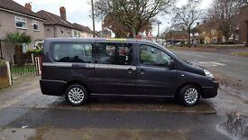 fiat scudo 9 seater minibus spares repairs