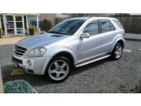 2006 (sep) MERCEDES ML320 CDi SE AUTO WITH FULL AMG PACK
