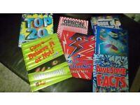 Selectionof kids books