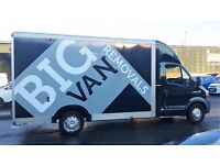 BARNSLEY MAN AND LUTON VAN HIRE REMOVAS DELIVERIES AND COLLECTIONS
