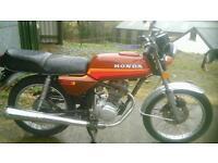 Honda cb 100n