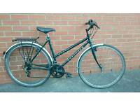 Falcon Explorer ladies hybrid city town bike bicycle fully serviced perfect working order