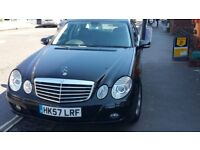 Mercedes Benz E220 CDI Executive Auto 2007 Diesel 2.1L