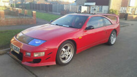 NISSAN 300ZX 2+2 AUTO NON TURBO INCLUDING £500 WORTH NUMBER PLATES
