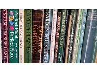 10 gardening books