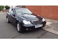 Mercedes c180 kompressor Automatic 1 owner from new and full mercedes benz history immaculate