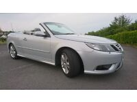 SAAB 9-3 Aero Convertible 2.0T Excellent Condition Full Years MOT....!