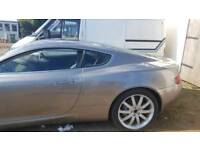 Aston Martin DB9 salvage 2008 (58)