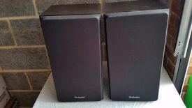 Technics stereo speakers SB 3410