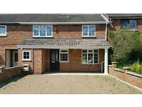 4 Bed Semi**Wigston** Large Driveway** Modern Property** Rear Garden